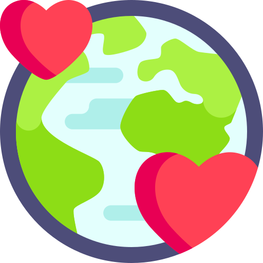 Dir liegt die Erde am Herzen!