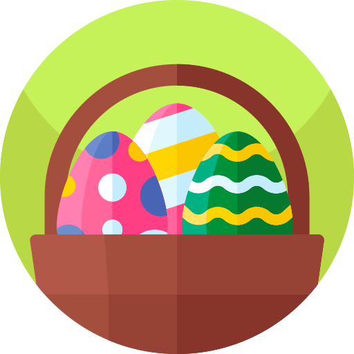 Du hast bei unserer Ostereiersuche 2020 alle Eier gefunden!