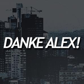Alex, du bist die Beste! Danke für alles! ❤︎