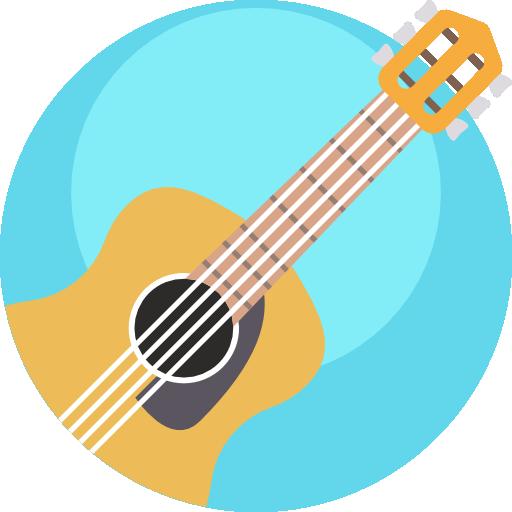 Go where the guitar takes you!
