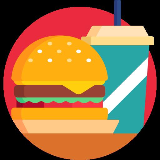 Fast Food ist dein Leben!
