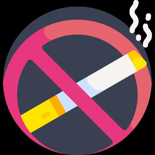 Rauchen schadet der Gesundheit!