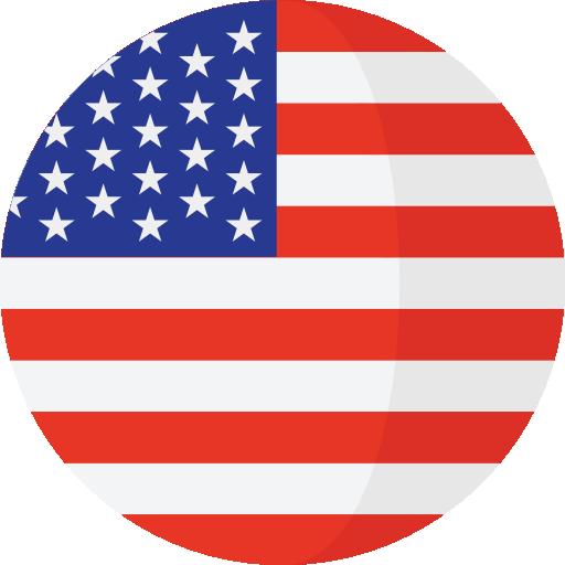Du stammst aus den Vereinigten Staaten!